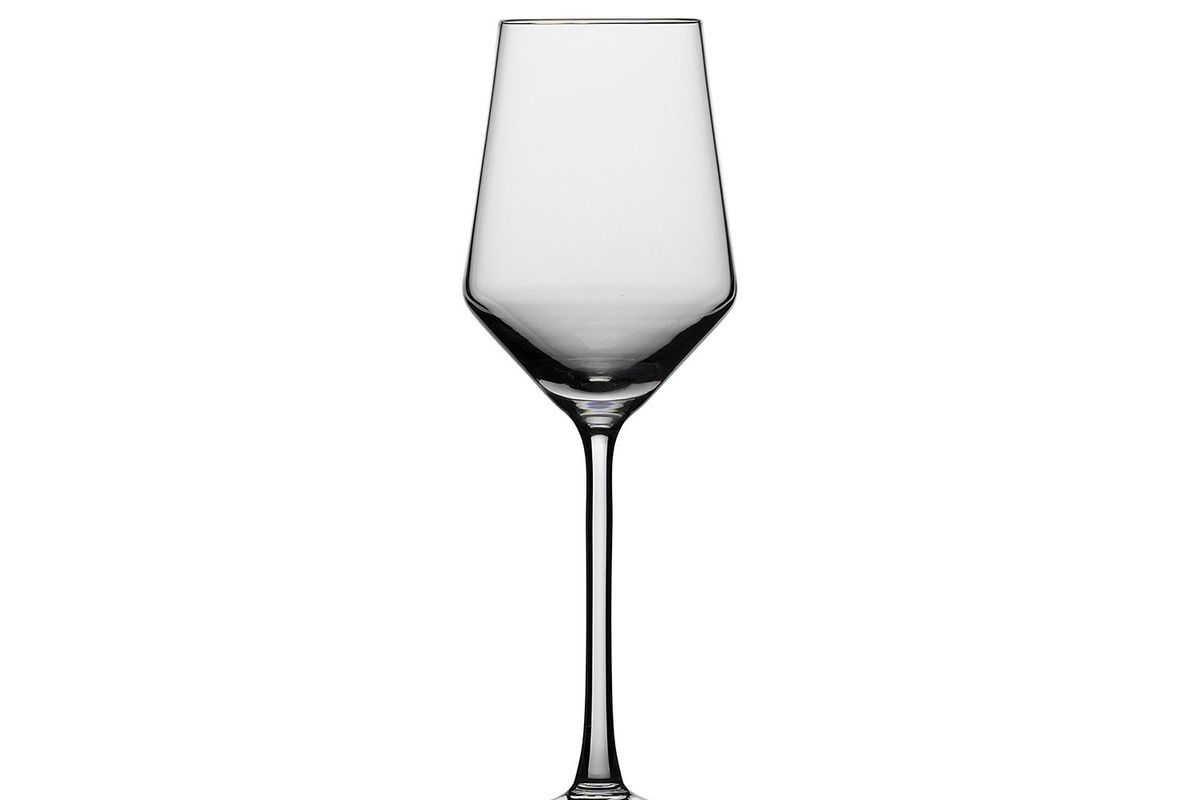 Tritan Crystal Glass Pure Stemware Collection Riesling White Wine Glass