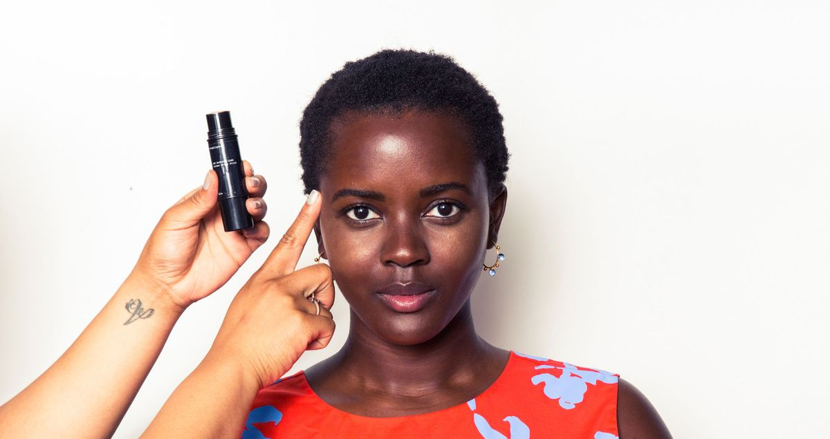 shop beauty products for shimmery skin