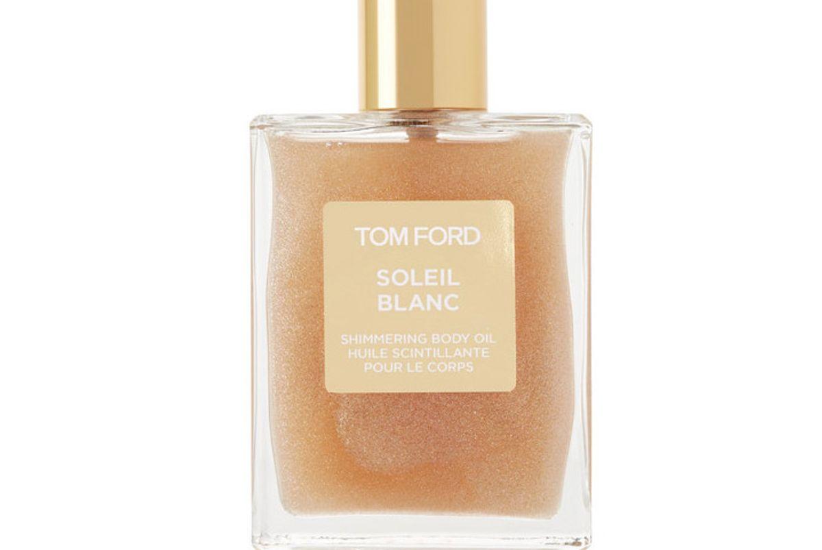 tom ford beauty soleil blanc shimmering body oil