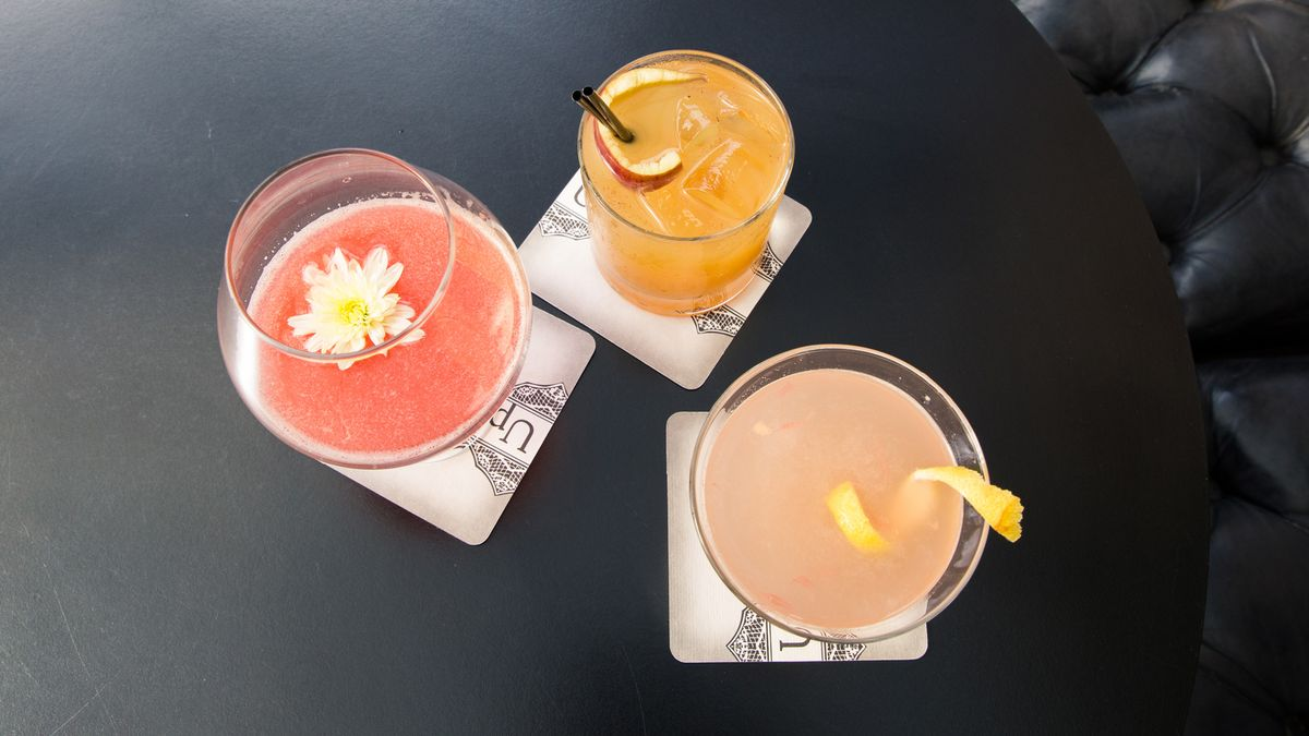 Three Halloween-Inspired Cocktails