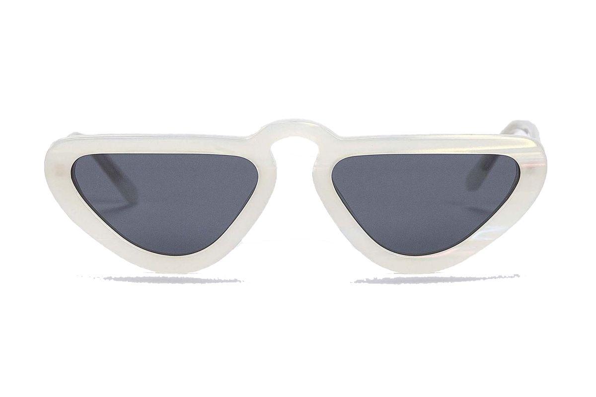man repeller the unibrow sunglasses