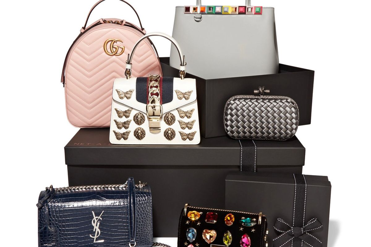 The Handbag of the Month Subscription