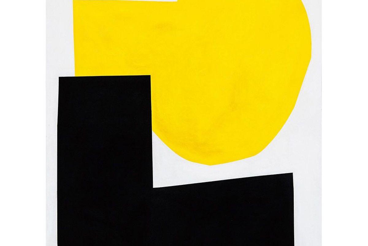 Yellow 1 Painting