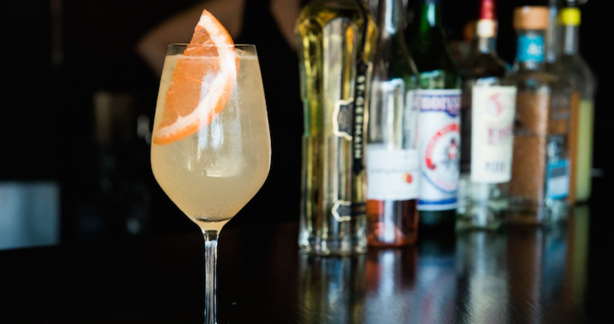 The Best Long Weekend Cocktail Recipe
