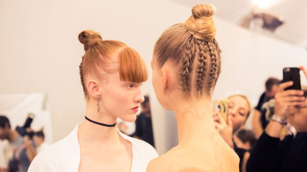 All the Backstage Beauty Details at Dior's Spring 2017 Show