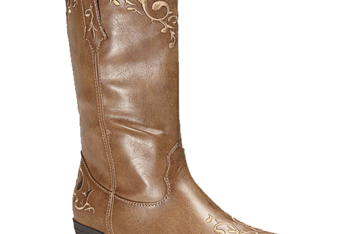 Dyer Embroidered Cowboy Boot