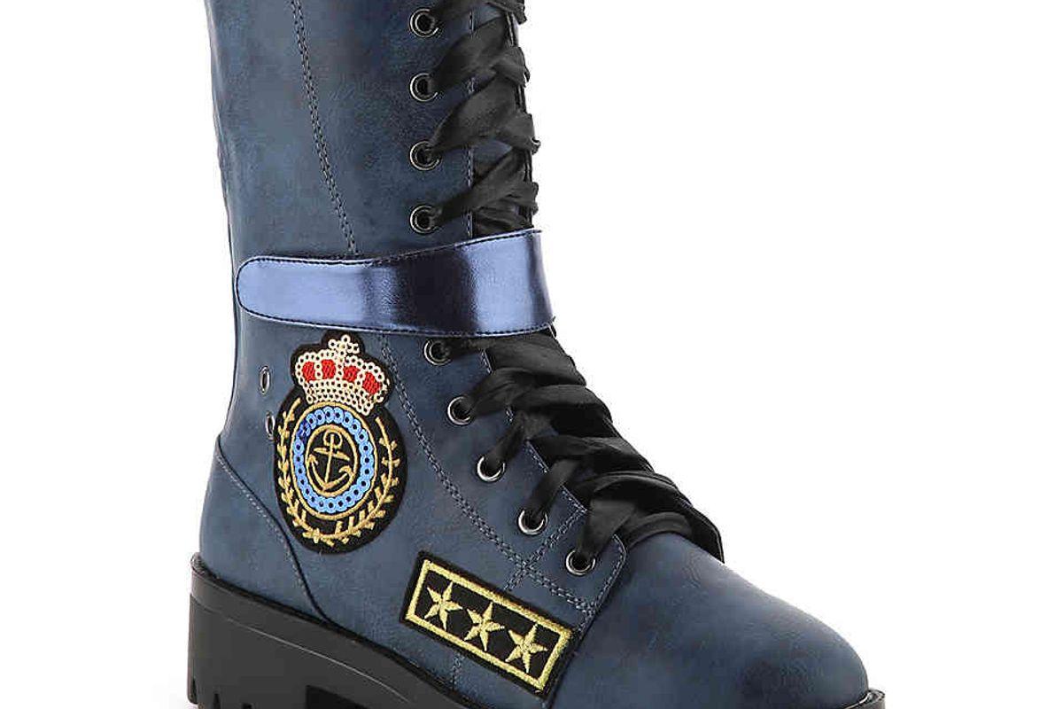 Nomad Combat Boot