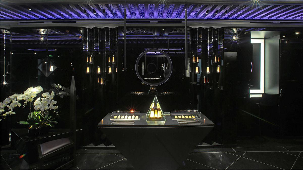 inside serge lutens new paris boutique