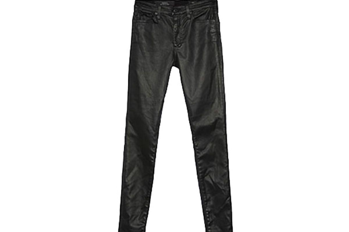 The Mila in Leatherette Super Black