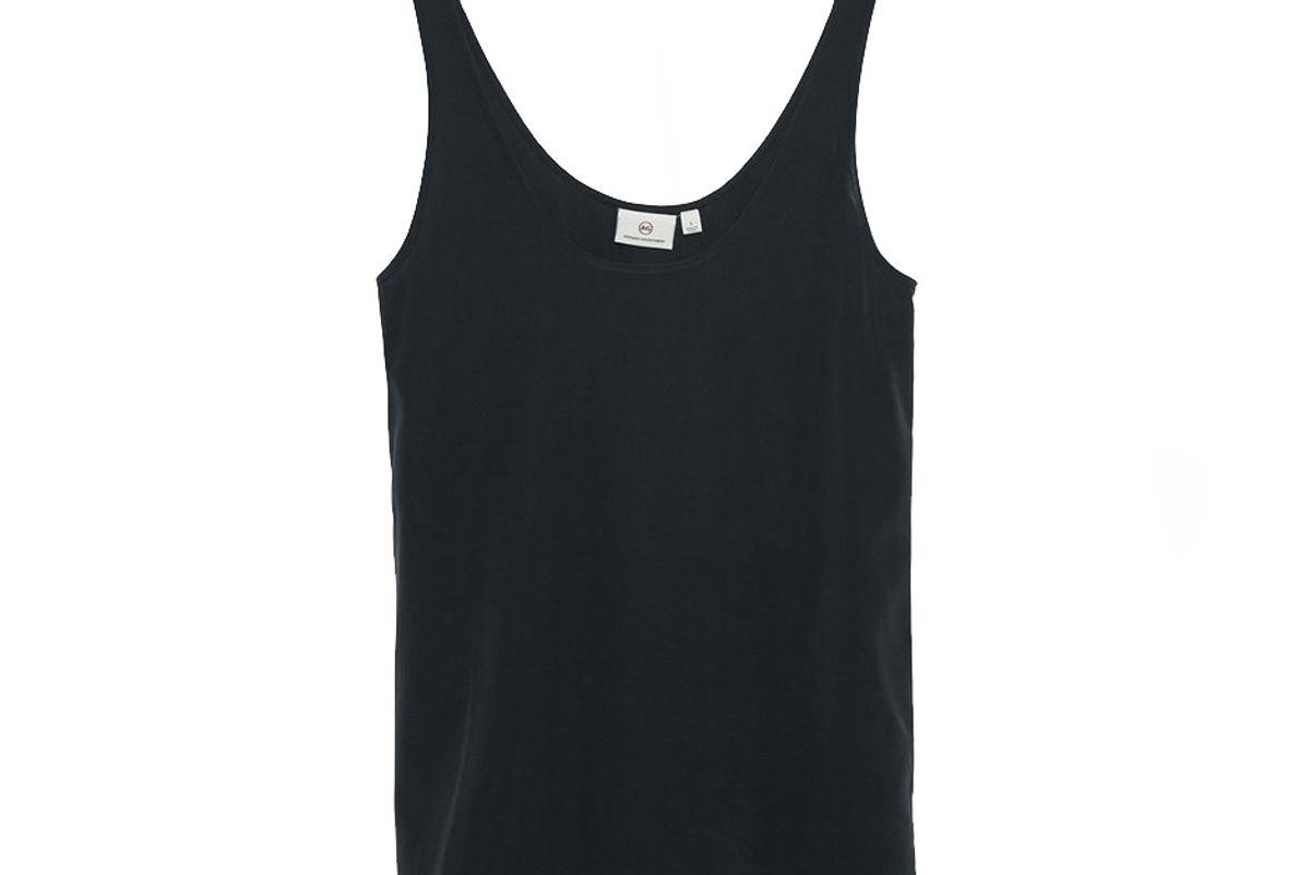 The Breeze Tank in True Black