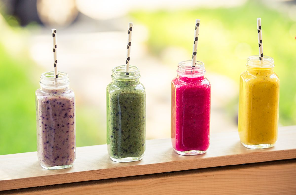 4 Summer Smoothie Recipes We Love