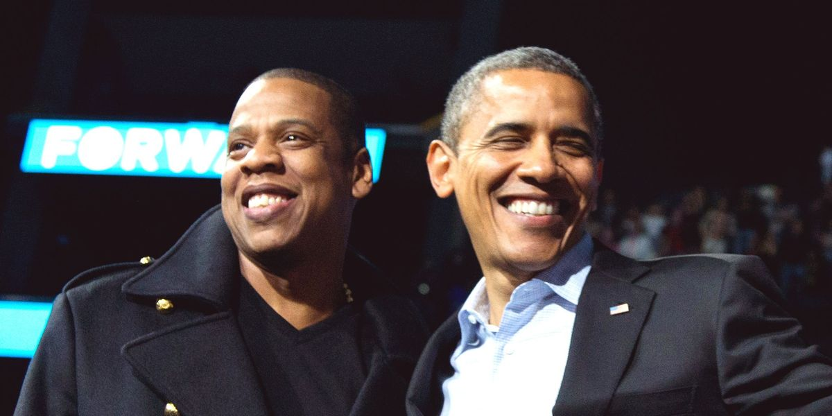 Jay-Z Just Gave Us One More Reason to Love Obama