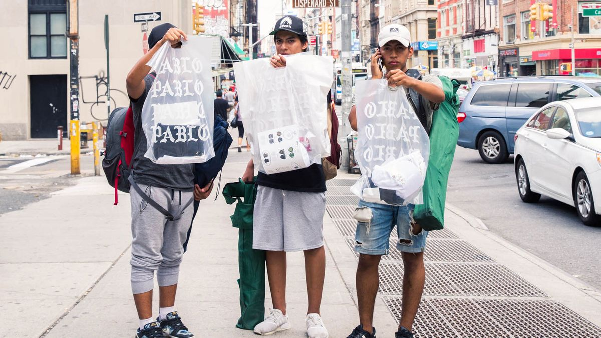 A Complete History of Streetwear Fonts
