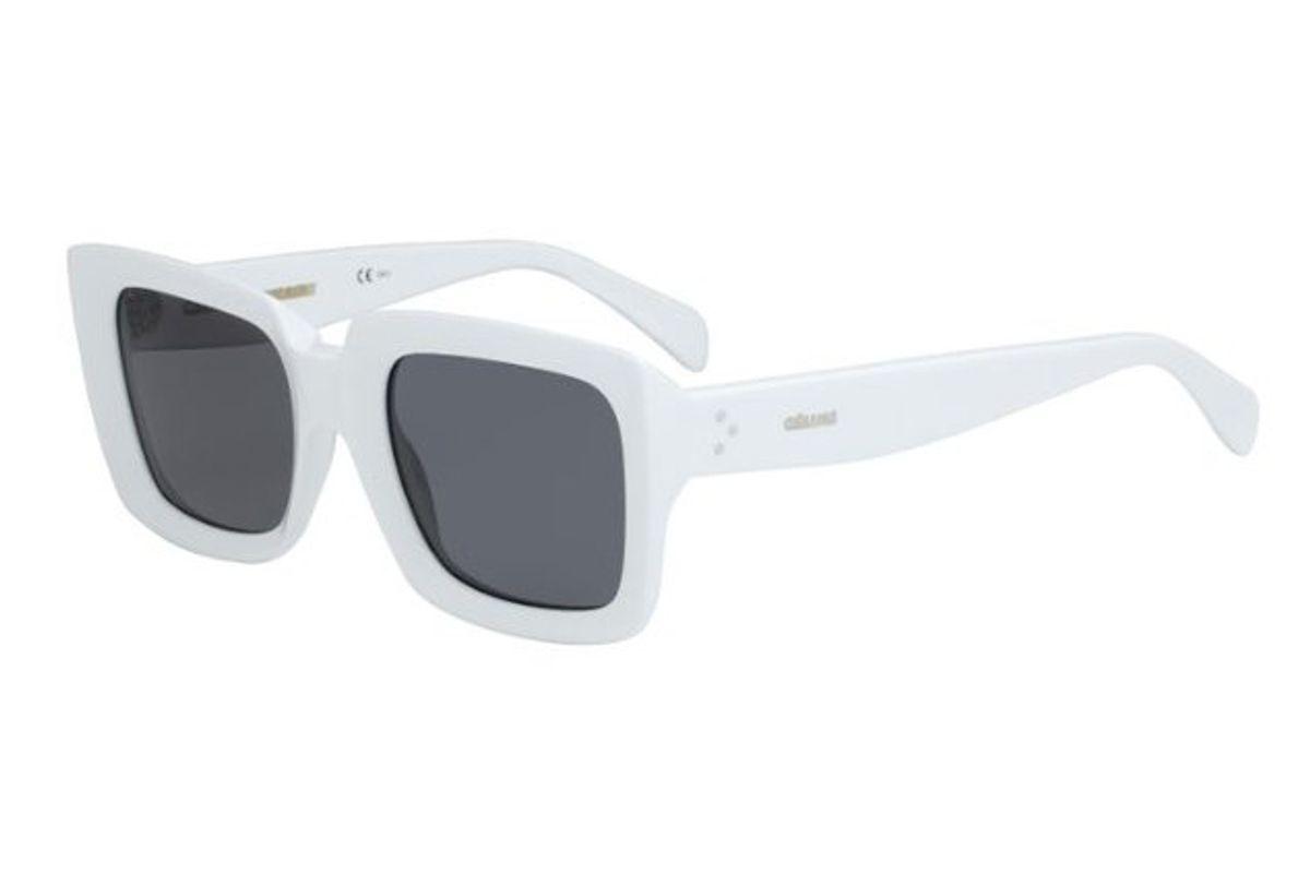 Emma Sunglasses in White