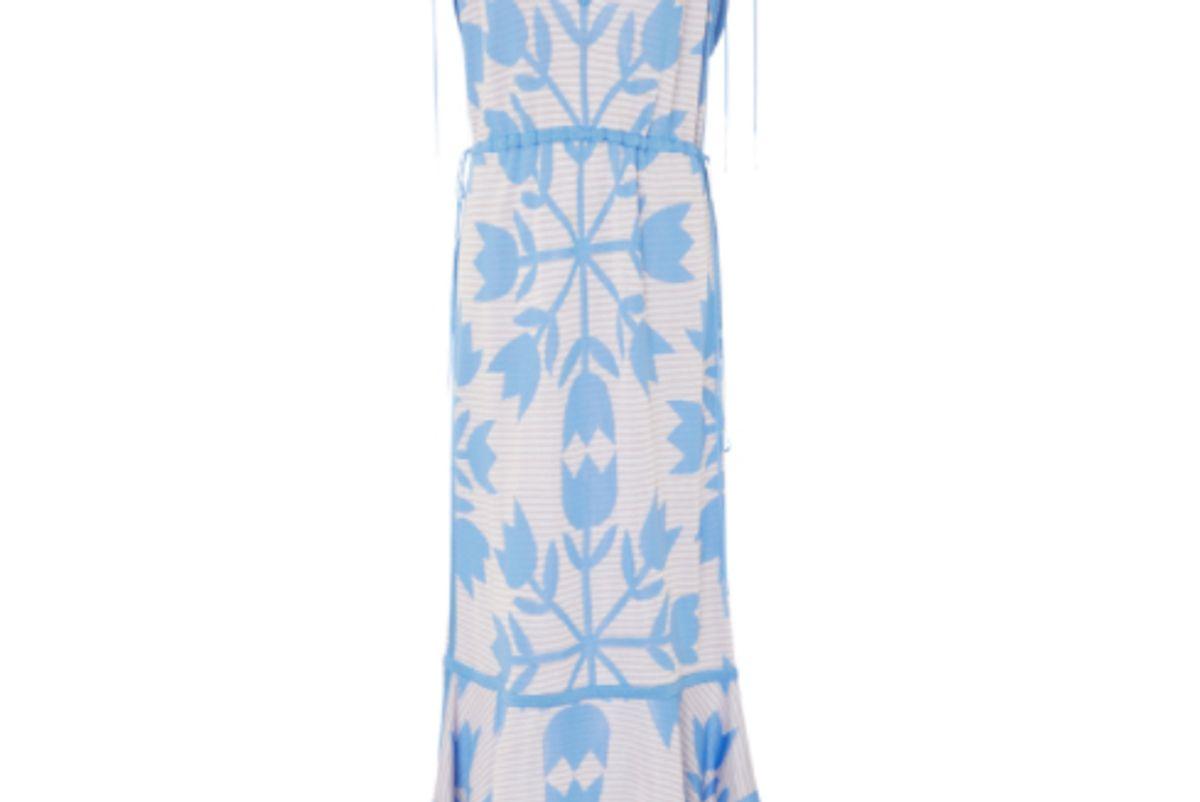 Monaco V-Neck Dress