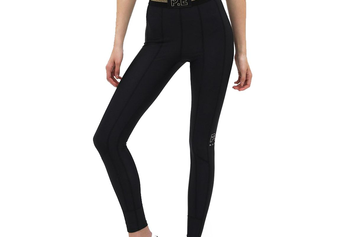 Riseball Legging in Black