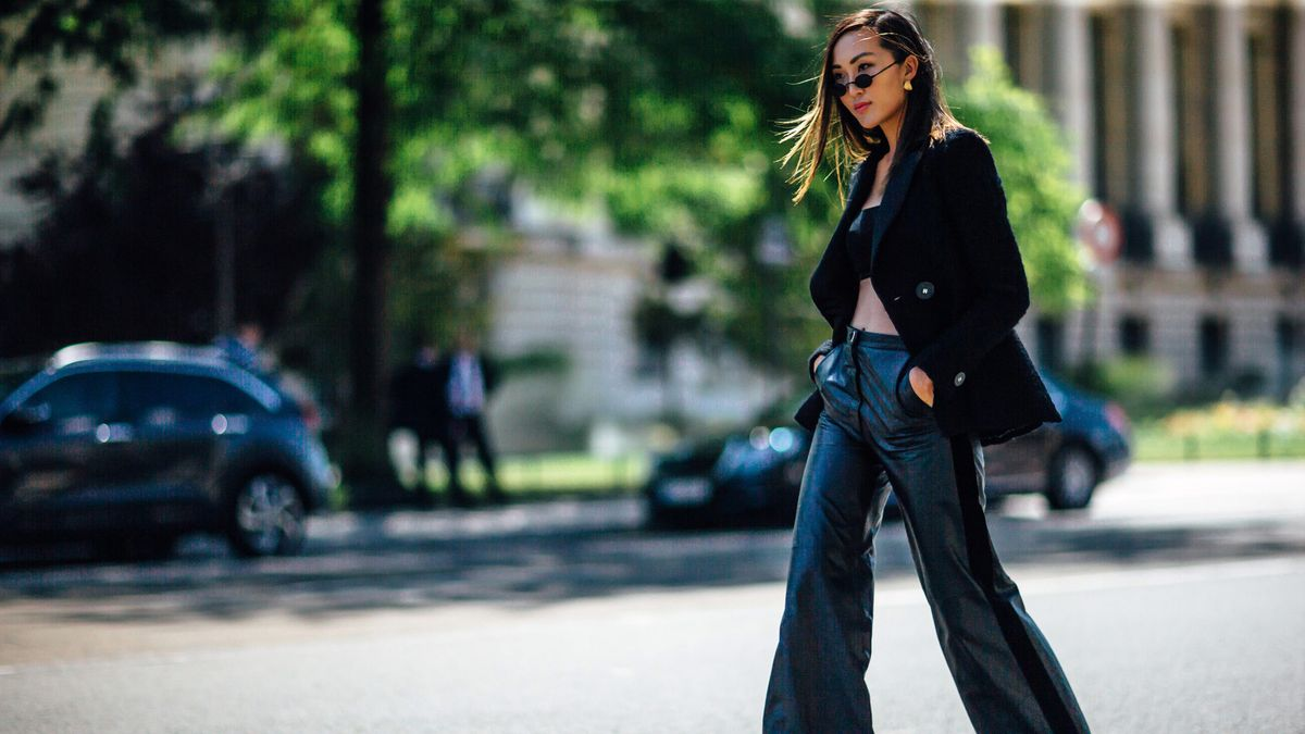 We're Seeing This Street Style Trend All Over Fashion Week