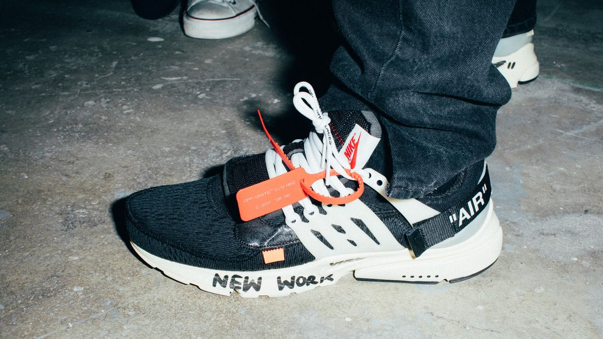 This Just In: Virgil Abloh Likes His Sneakers Dirty