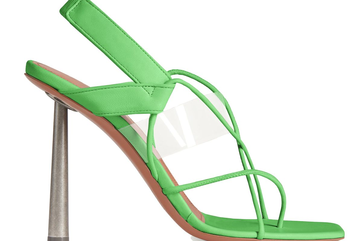 fenty code word sandals 105