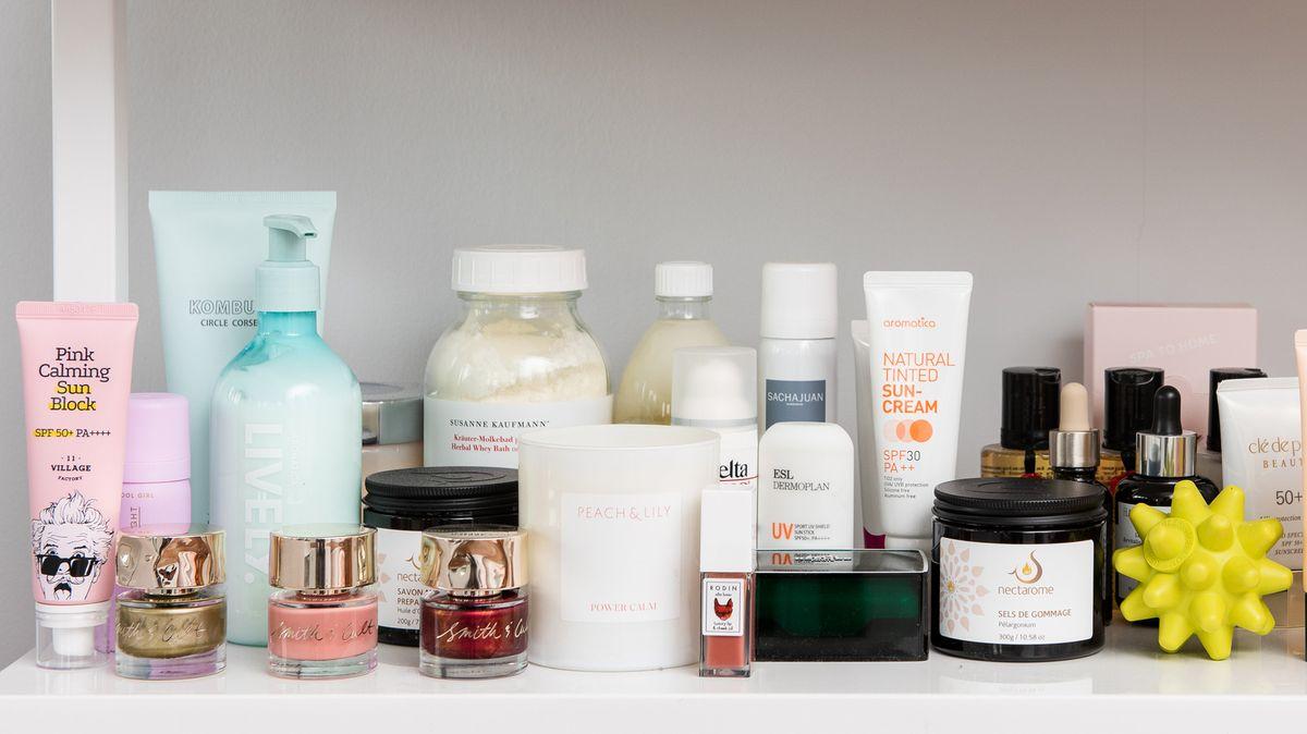 beauty products january 2020