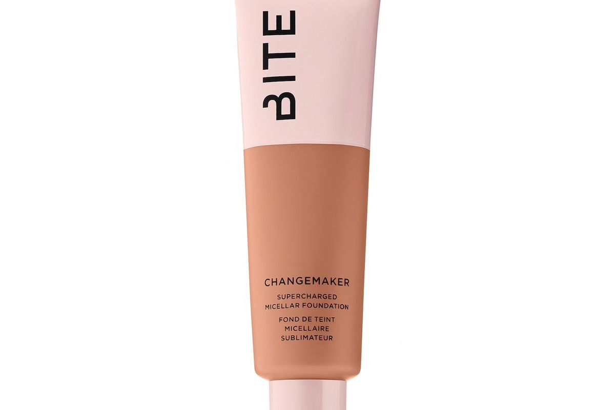 bite beauty changemaker supercharged micellar foundation