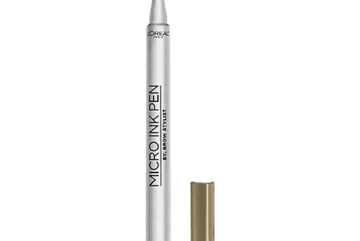 loreal micro ink brow pen