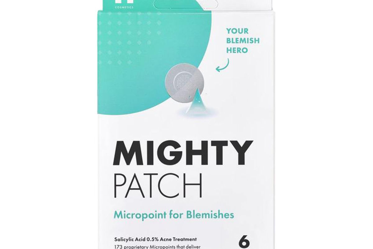 mighty patch by hero cosmetics micropoint for blemishes