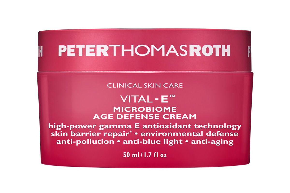 peter thomas roth vital e micromiome age defense cream