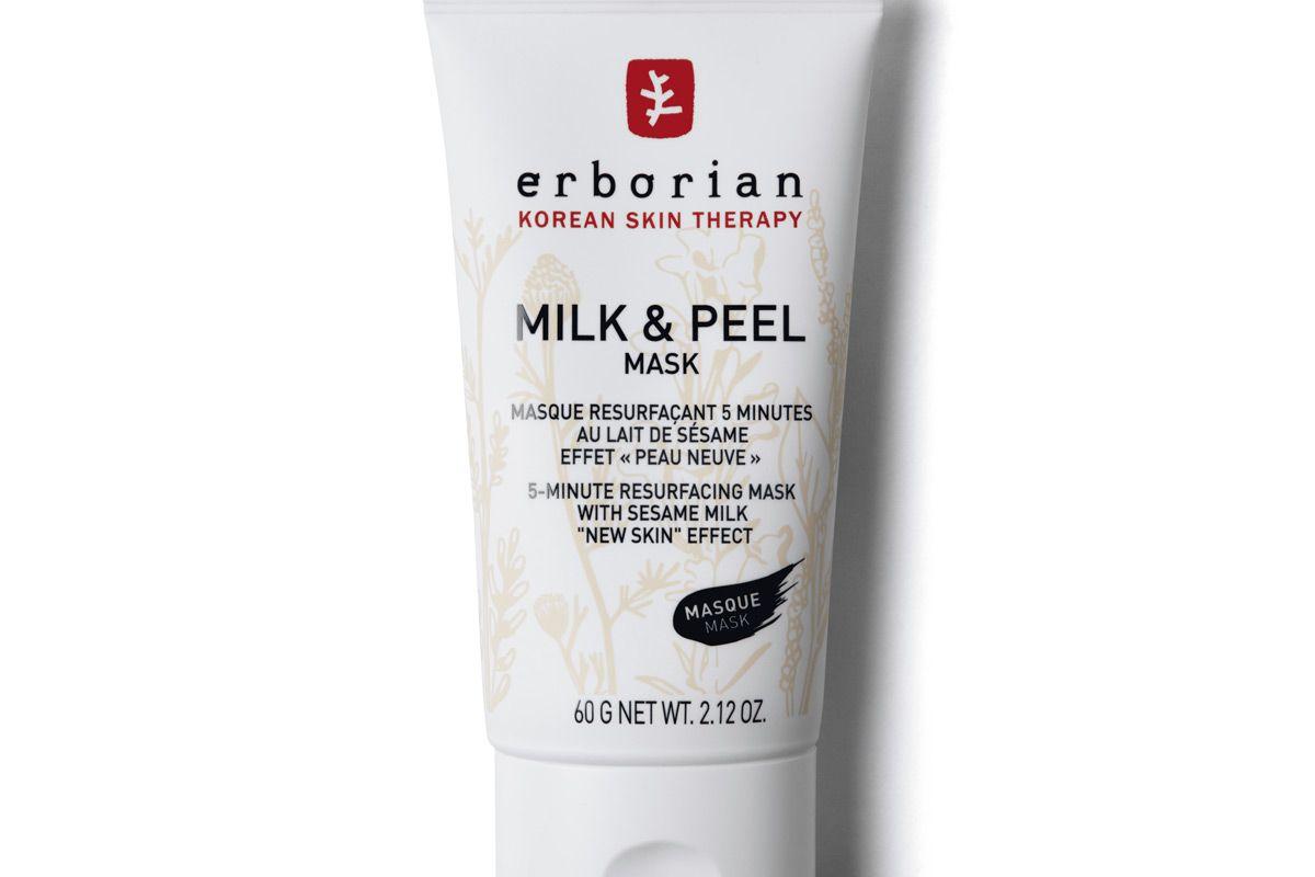 erborian online only milk and peel mask