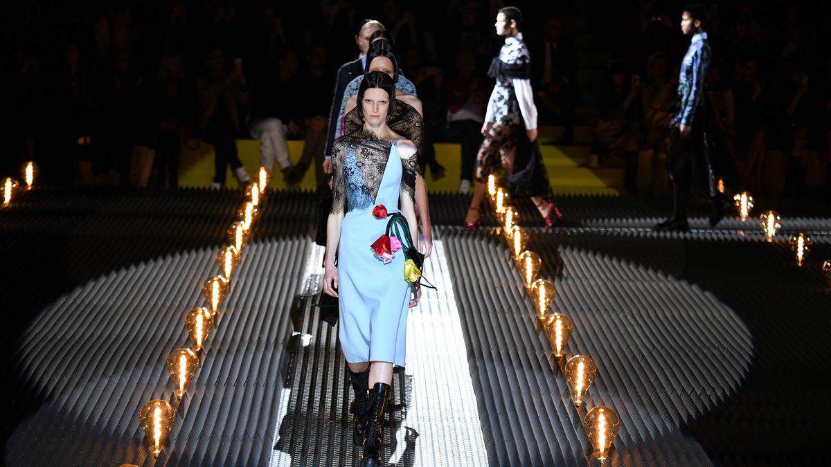 milan fashion week fall 2019 best runway looks