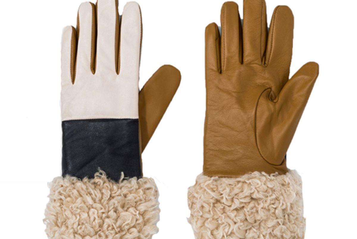 target womens leather glove universal thread
