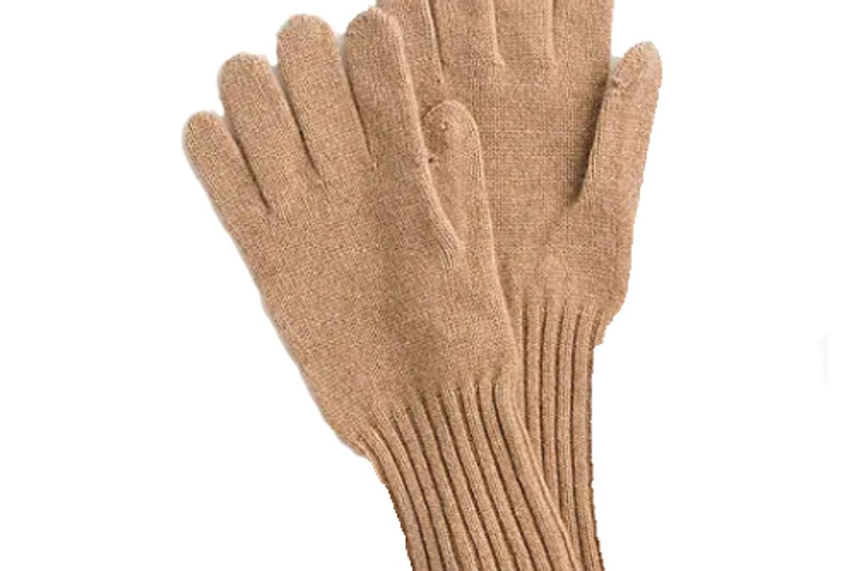 texting gloves in everyday cashmere