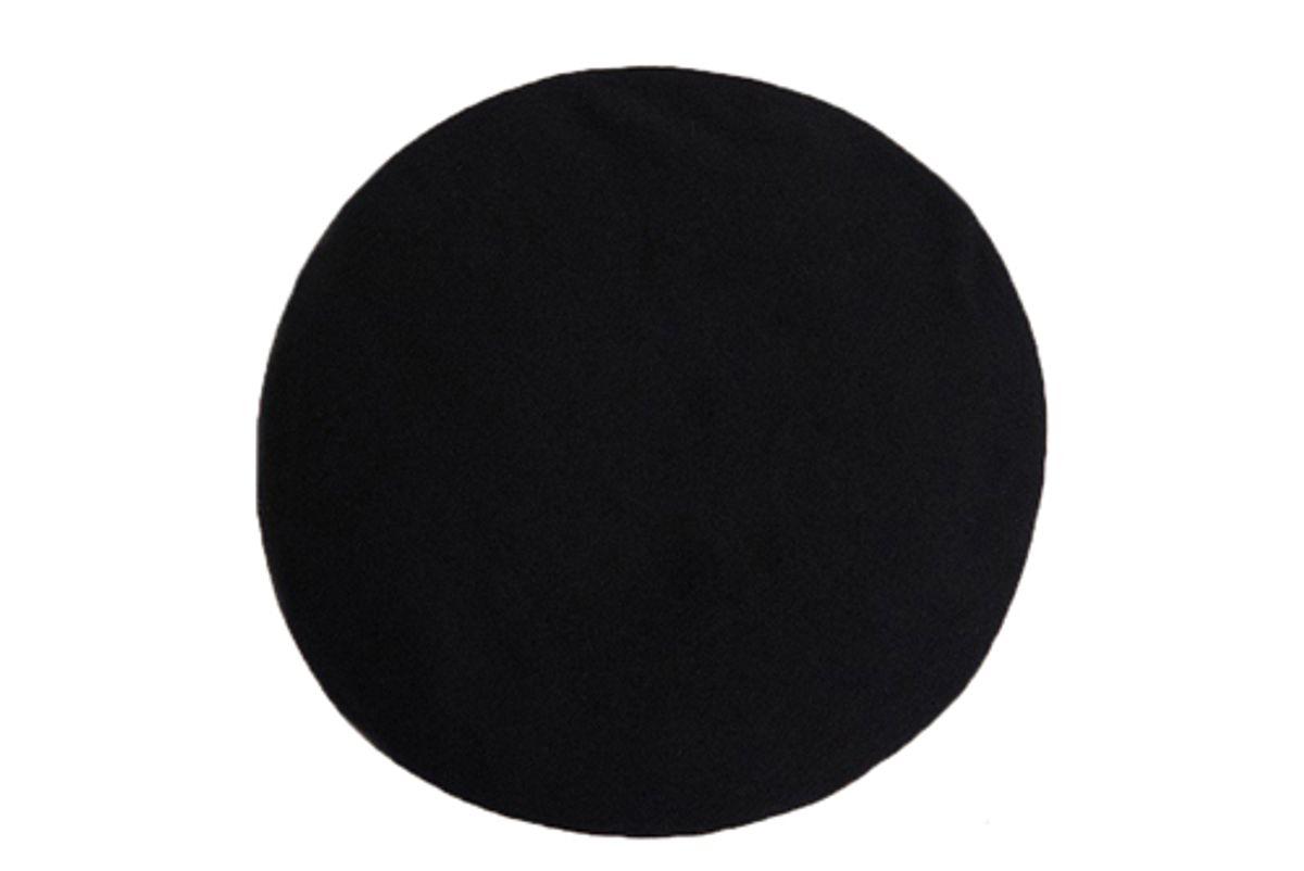 walk of shame black beret
