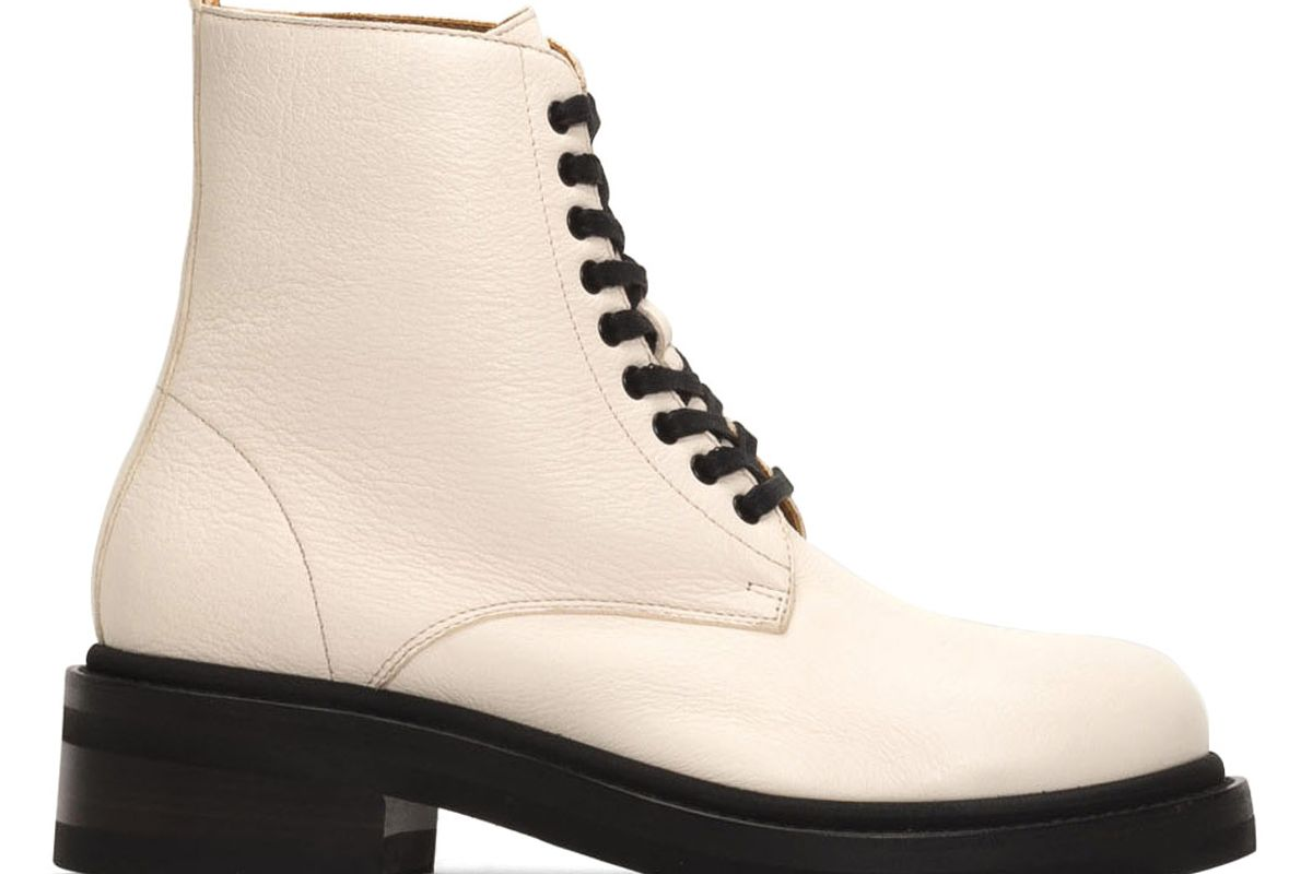 Alice Combat Boot