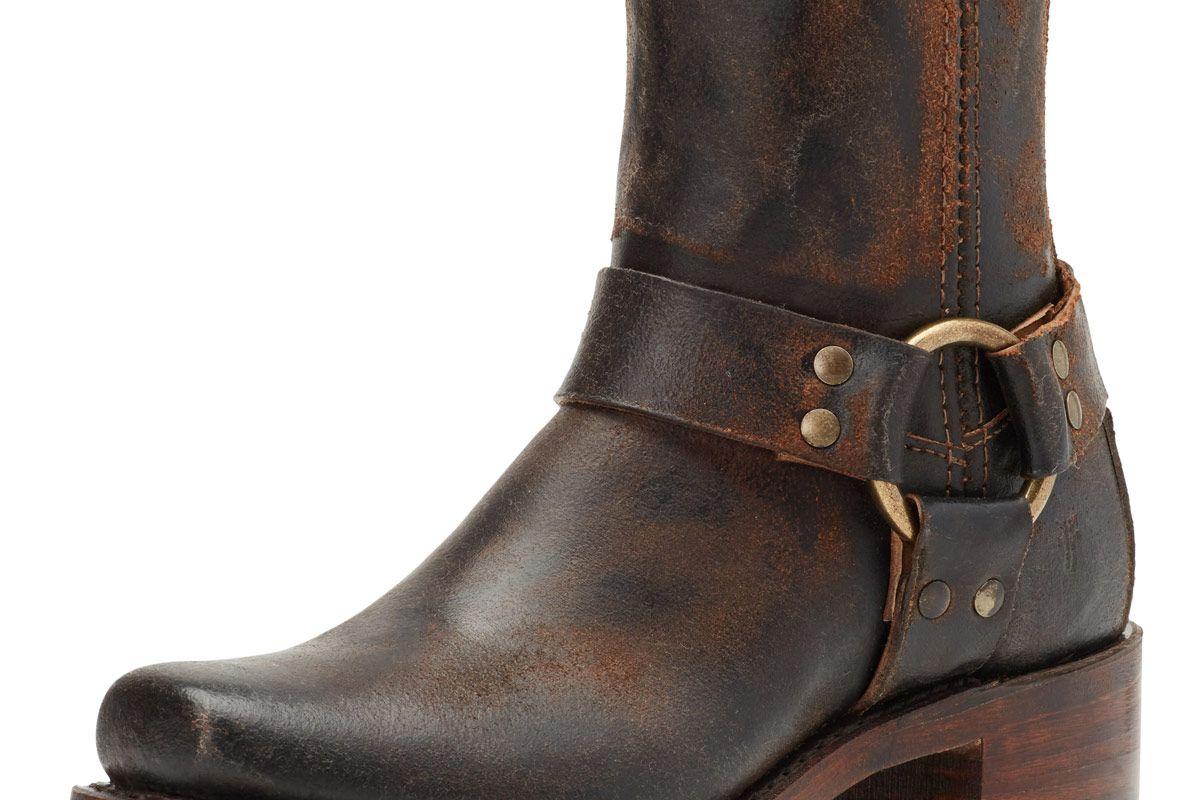 Heirloom Harness Back Zip Boot
