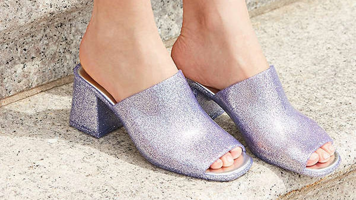 The 21 Best Sparkly Shoes for Fall