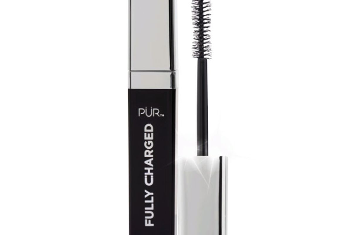 pure cosmetics limited edition fully charged light up mascara