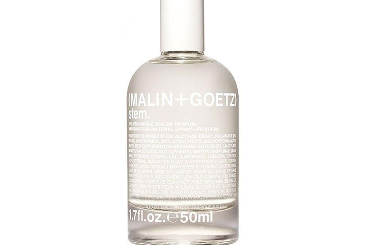 malin and goetz stem eau de parfum