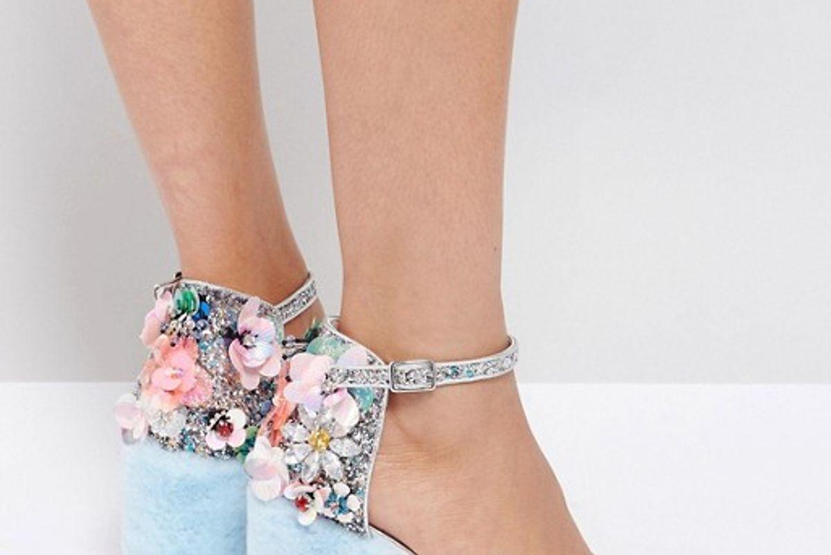 Paparazzi Embellished Heels