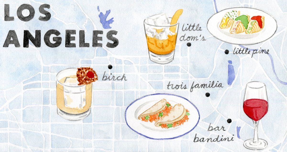 Los Angeles Edition: The Best Hidden Holiday Gems
