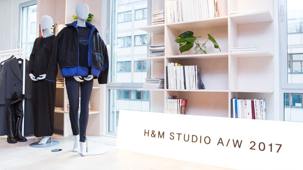 We Flew 4,000 Miles for a Peek at H&M Studio's Latest Collection