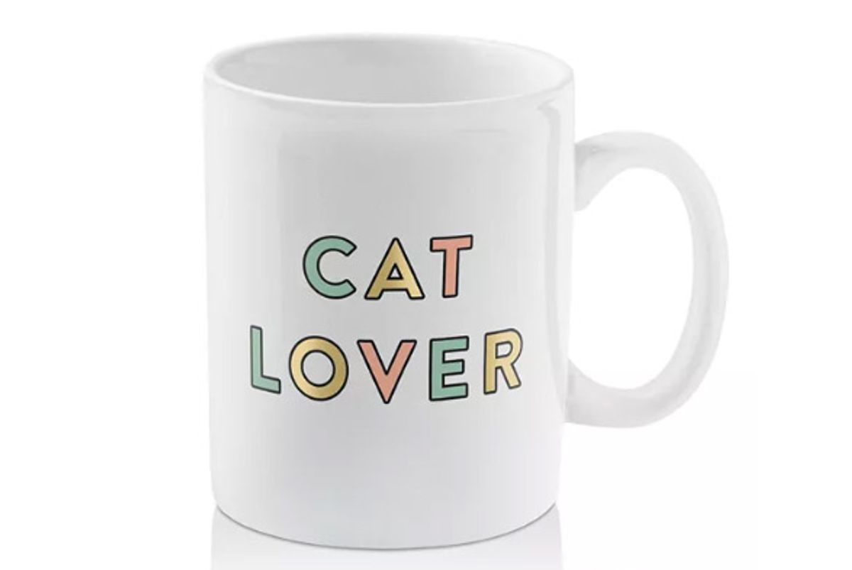 fringe studio animal lover mug