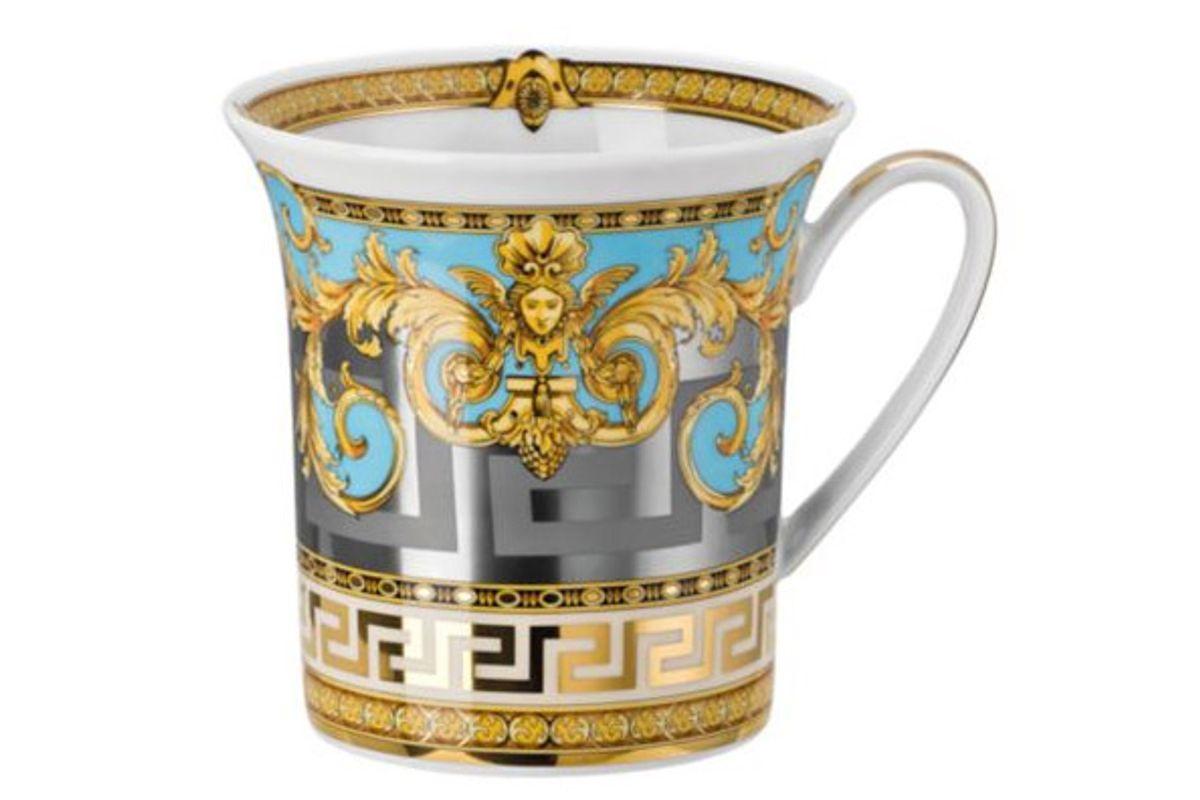 versace prestige gala le bleu mug