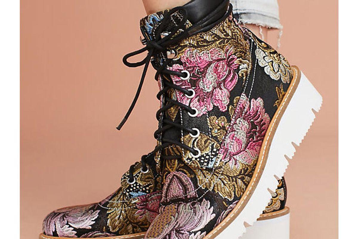 Erin Brocade Boots