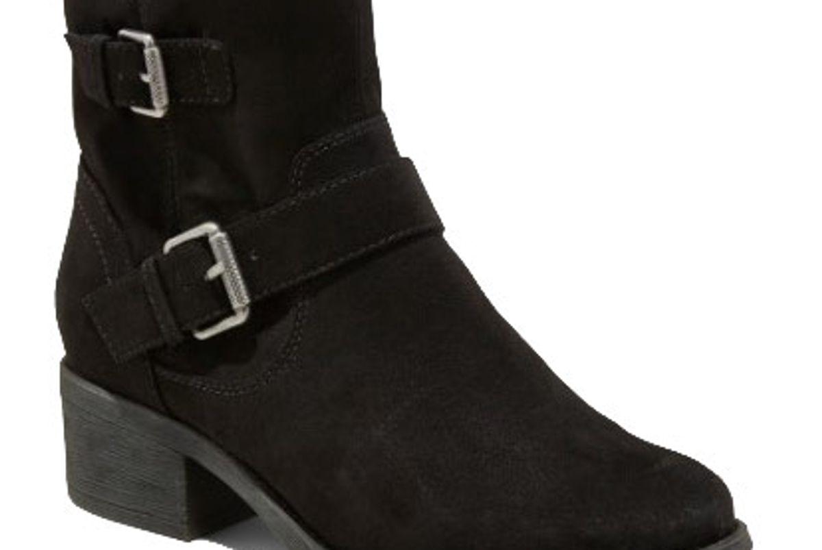 Elmira Wide Width Moto Boots