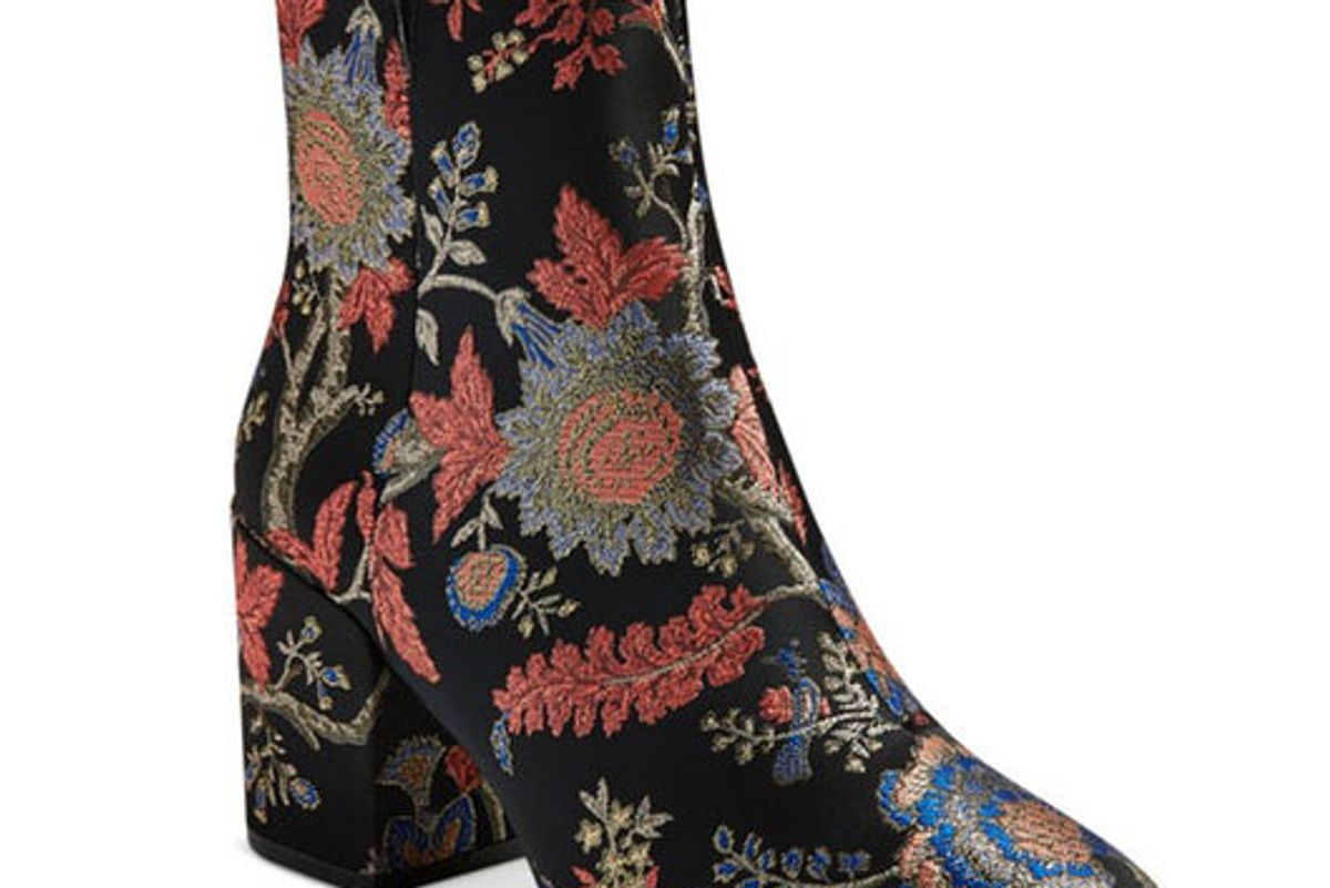 Ariella Tapestry Booties