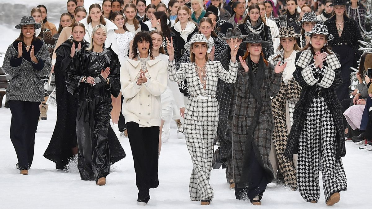 paris fashion week fall 2019 best runway looks