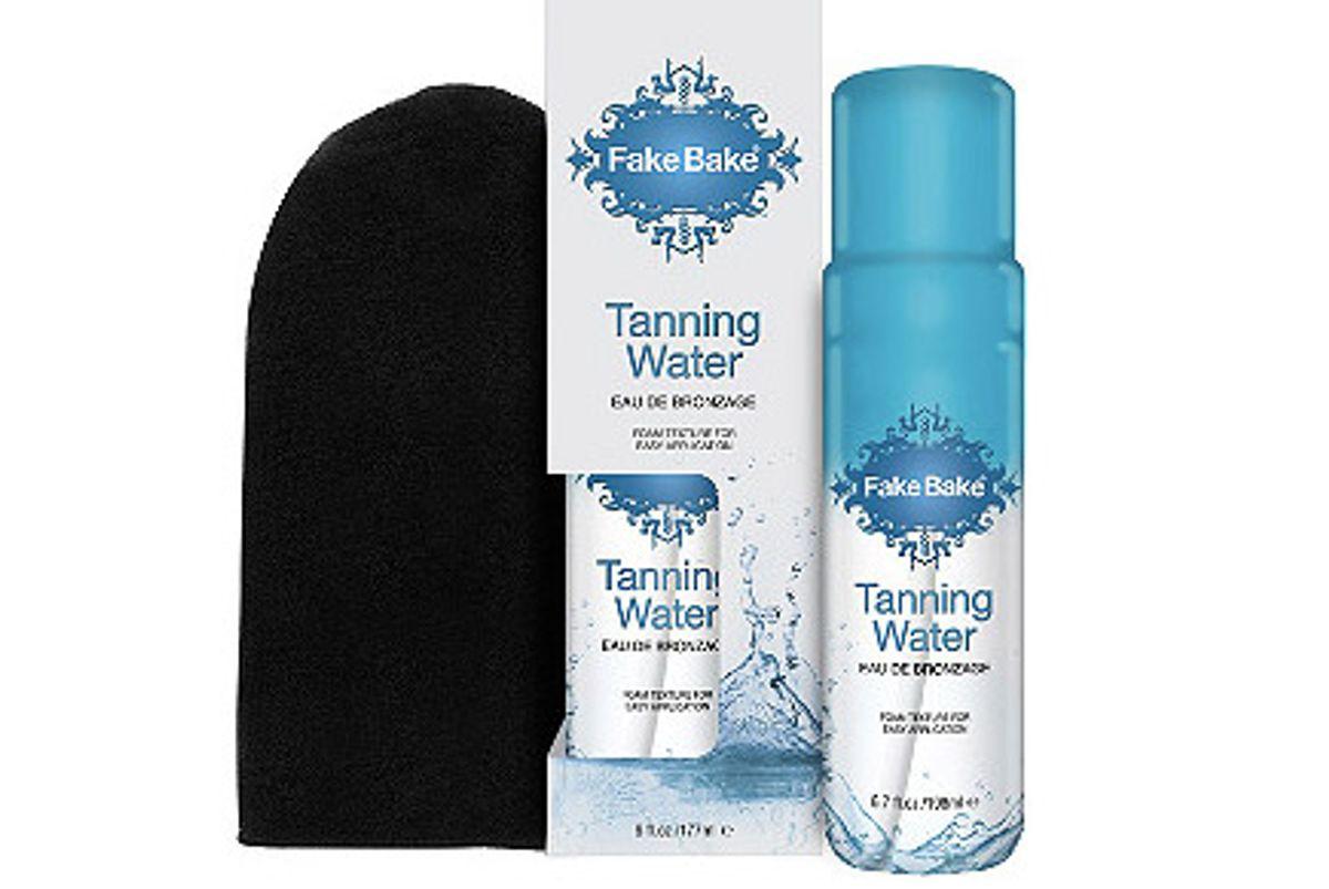 fake bake flawless tanning water self action tanner professional mit