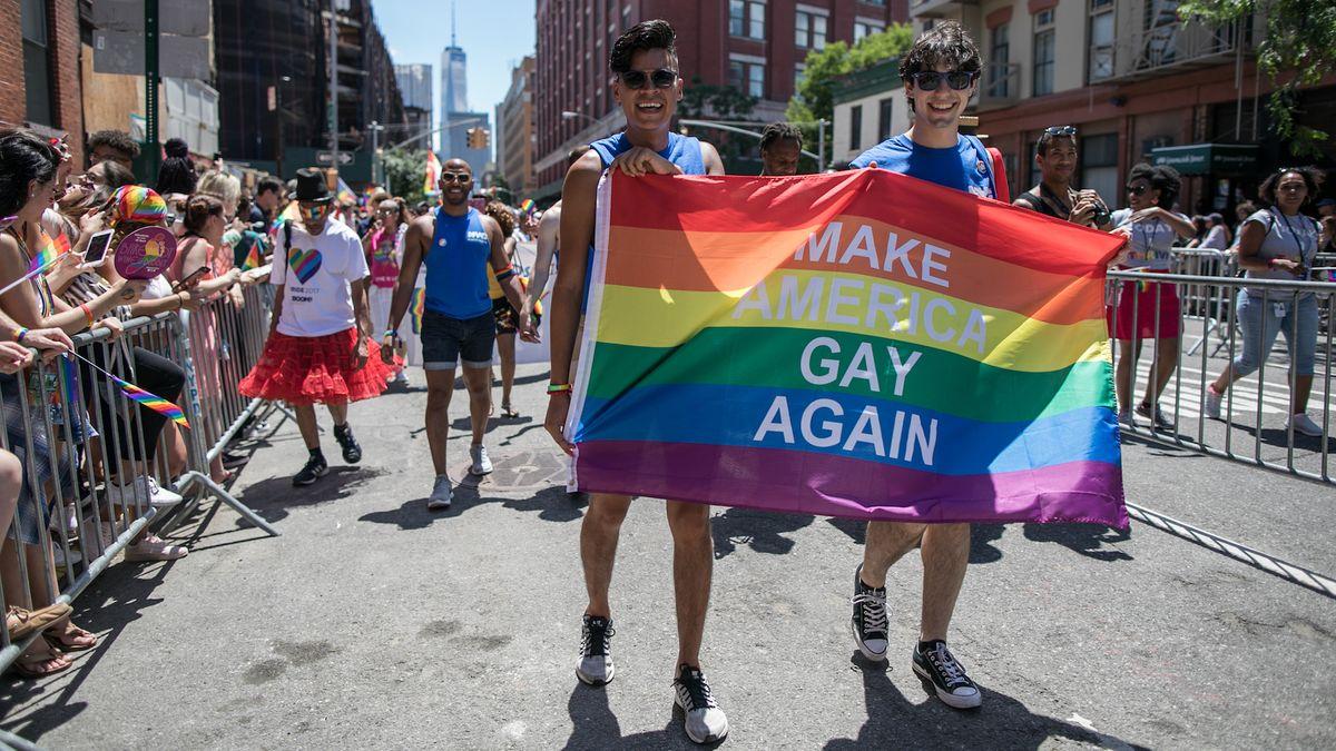 new york city 2018 pride parade