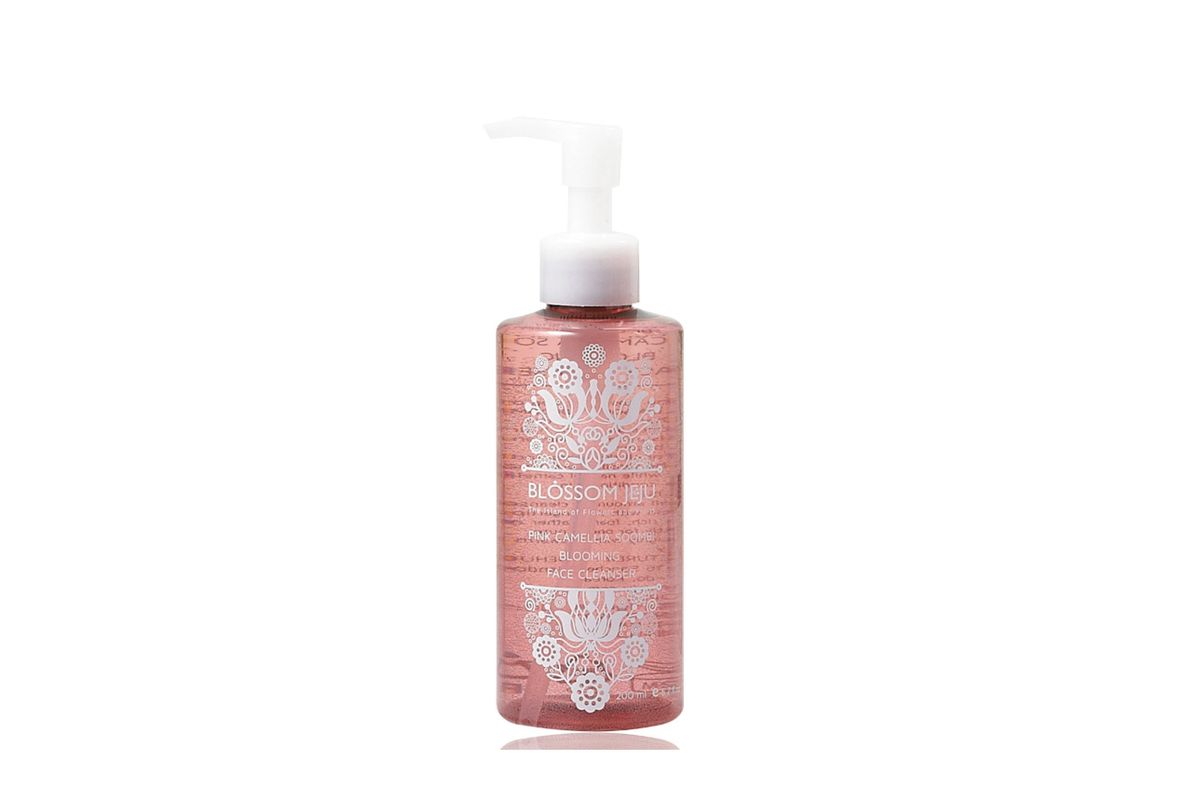 Pink Camellia Blooming Cleanser